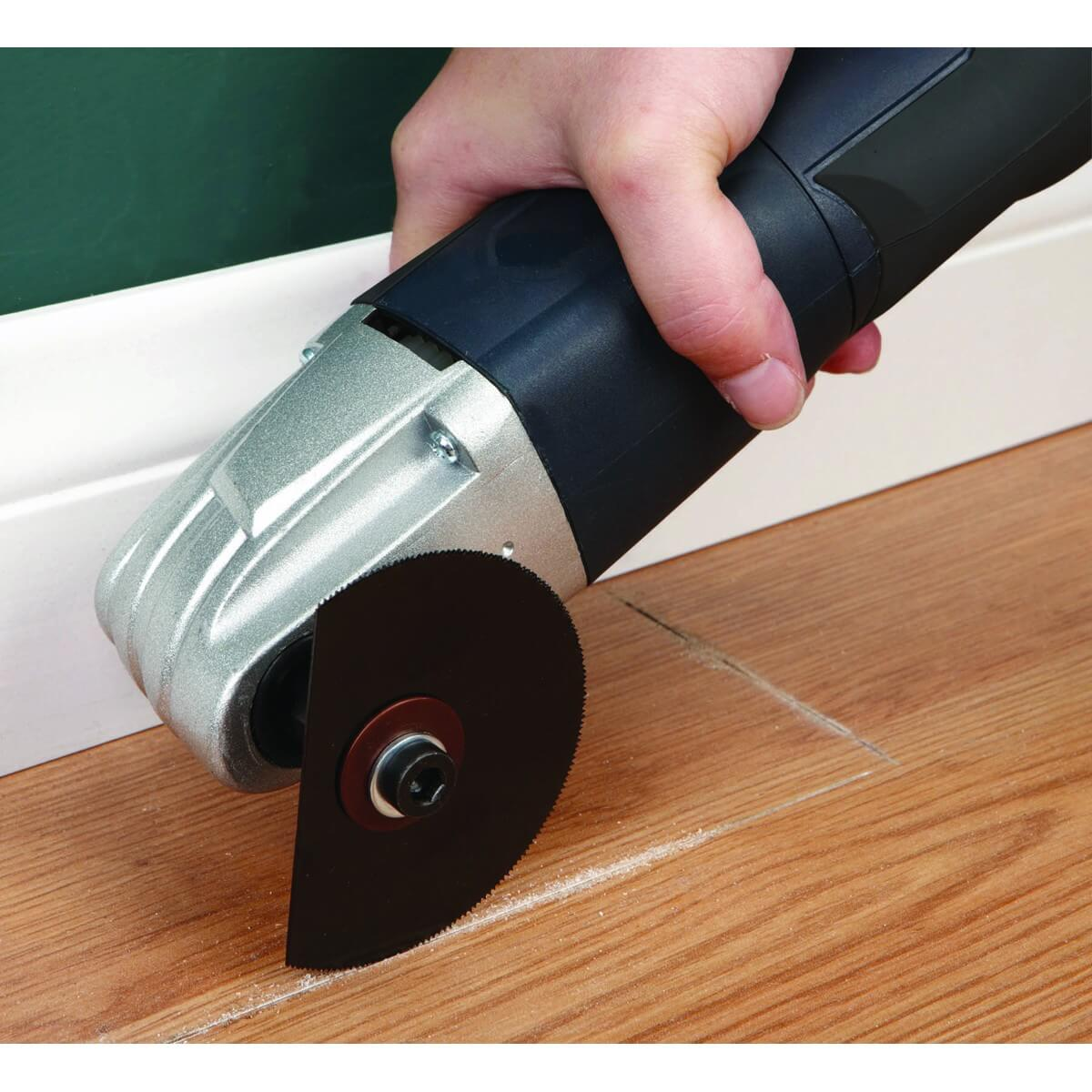 Tips for Using an Oscillating Tool